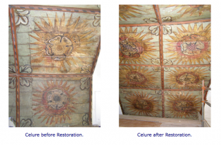 Restoration of Celure at St. Margaret s Rainham   2015 09 17 20.27.54
