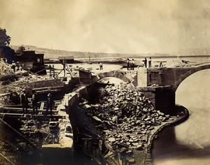Esplanade-1---demolition-of-the-medieval-bridge-&-construction-of-Esplanade-in-1856