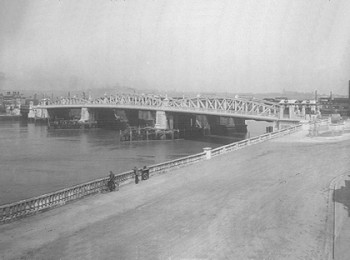 Rochester Bridge and Esplanade After Reconstruction