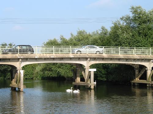 Wateringbury Bridge
