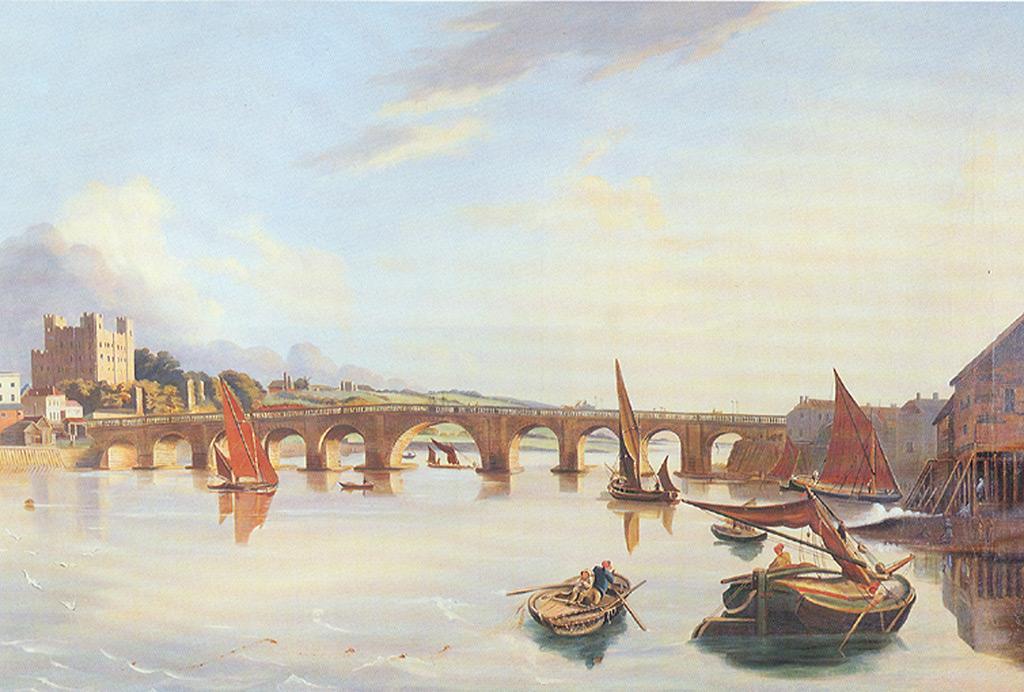 19th Century Bridge