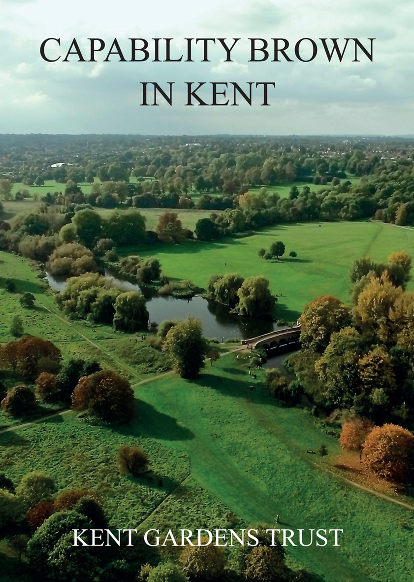 Capability Brown cover