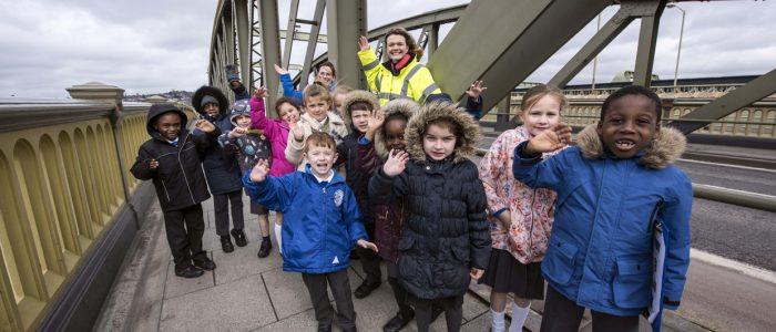 St Nicholas bridge engineer group
