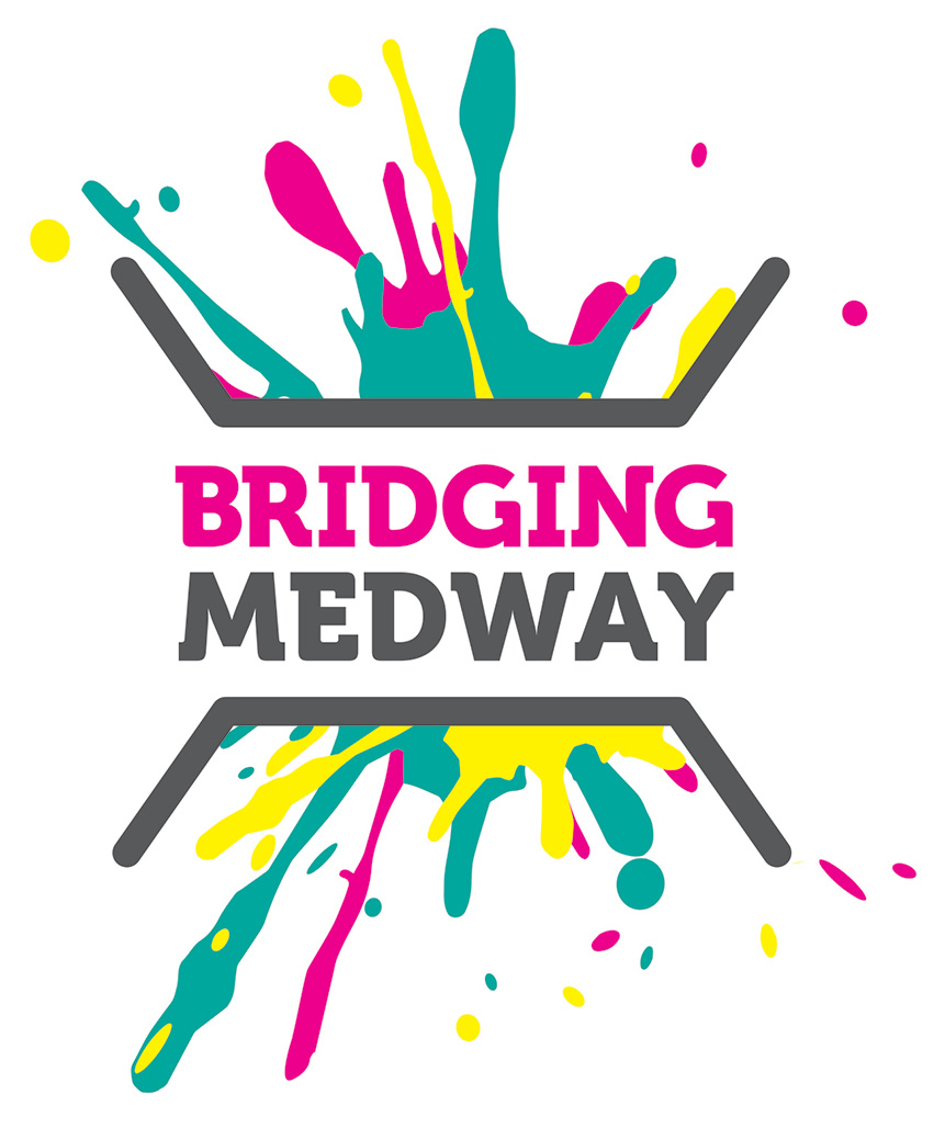 Bridging Medway logo