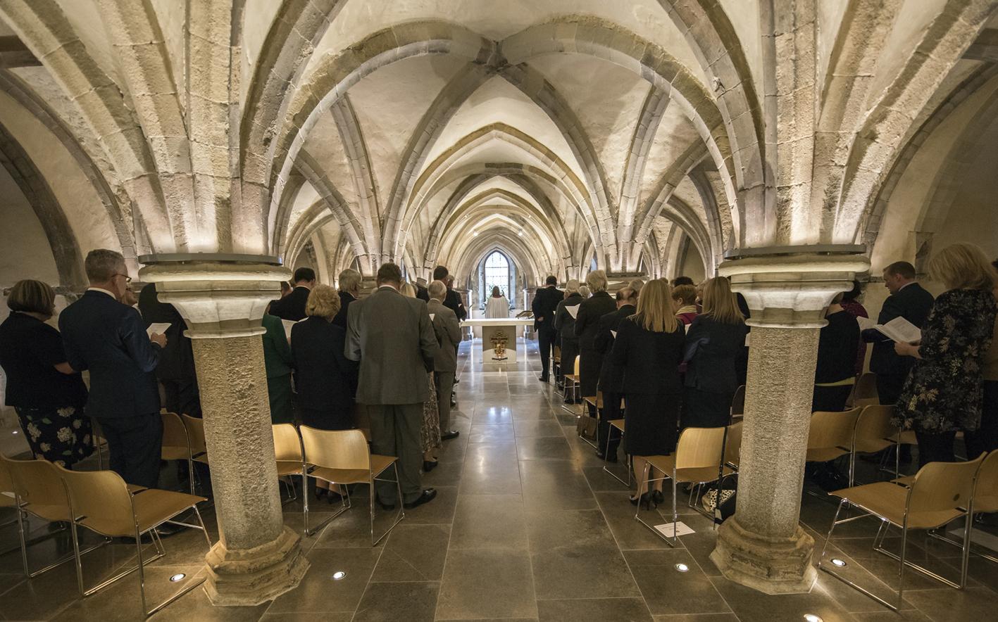 Congregation chapel