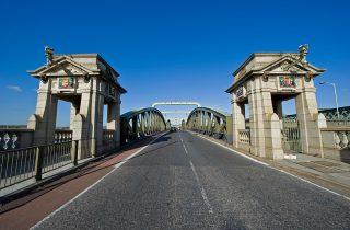 Rochester Bridge generic views 19 10 11 010