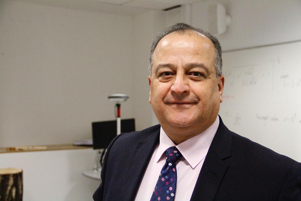 Professor Amir Alani