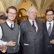 Adrian Bawtree Andrew Cooper Viscount DeLIsle Adam Jarman Richard Pethick