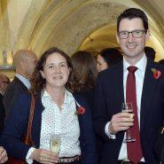 Alice Rawdon Mogg Sophie Nott Iain Nott Bridge Clerk Sue Threader