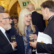 Conversation Alan Moss Christine Furminger Philip Hesketh