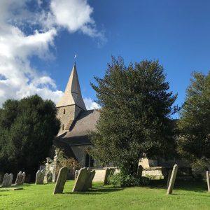 church-view