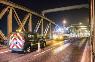 004 RG5 1540 Old Bridge Cleaning