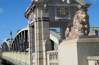 Old Bridge Portico