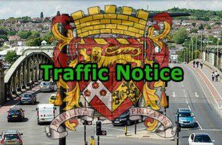 traffic notice new
