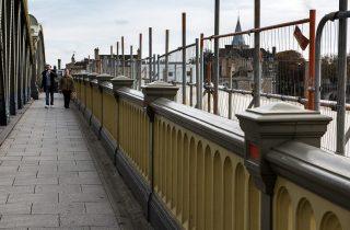 RBT Rochester Bridge renovation works 28.10.19 094