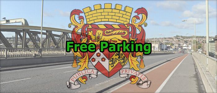 Traffic Free Parking